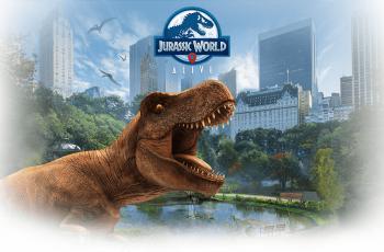 Jurassic World Alive: un Pokémon Go con dinosaurios